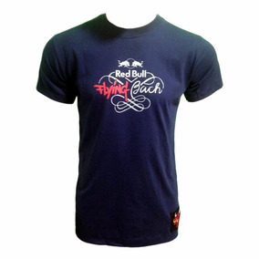 Camiseta Red Bull Flying Bach Racing - Oferta Relâmpago