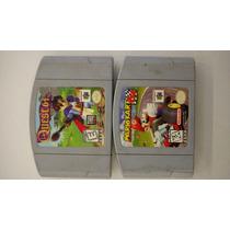Casettes De Nintendo 64 Mario Kart