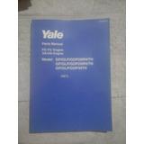Yale Autoelevador Manuales