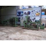 Máquina De Fabricar Treliça P/ Laje Toda Automatizada