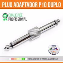 Adaptador Fonte Pedal Pedais Guitarra P10 P10 Plug