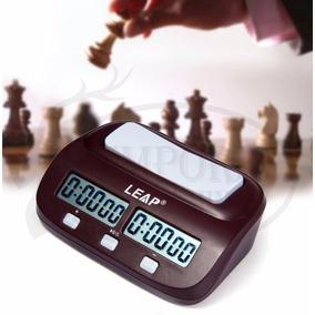 Relógio Para Xadrez Leap Digital - Versão Compacta