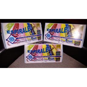 Espiralex,epiral Plastico, Para Engargolar