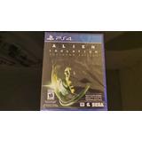 Alien Isolation Nostromo Edition Ps4 Sellado