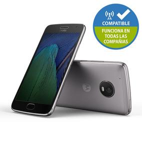 Motorola Moto G5 Plus 32gb Gris, Liberado, Nuevo - Mobilehut