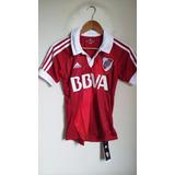 Camiseta De River Plate 2012-2013. adidas.