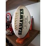 Bola De Futebol Americano Seattle Seahawks Colecionador