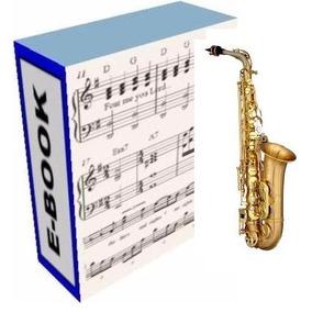 Libro Partituras Saxo   Colección Jazz Y Musica Clasica