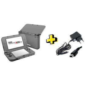 Combo: New Nintendo 3ds Xl + Carregador + Películas