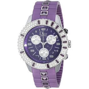 3d708ad17cc Belo Relogio Christian Dior Masculino - Relógios De Pulso no Mercado ...