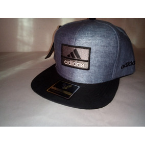 Gorra Plana adidas Tipo Jeans- Talle Regulable