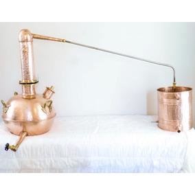 Destilador De Cachaça Whisky Rum Oleos Essenciais 50 Litros