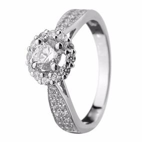 Anel Solitario Com Diamante Cwb Joias - Joias e Bijuterias no ... f3afbdce65