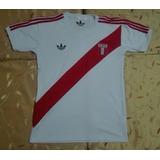 Camiseta Retro Peru 1983
