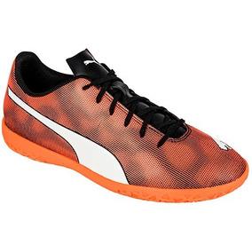04fd42d1994ec Tenis Puma Rapido It Naranja-negro Tallas  25 Al  28 Hombre
