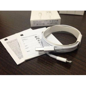 Cable Lightning Original Apple Ipad Iphone 5 5s 5c 6 6s 7