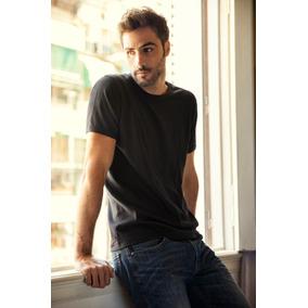 Camiseta Hombre Escote Redondo / V Térmico - Tres Ases