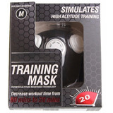 Elevation Training Mask 2.0 Entrenamiento Altitud Mod 2017
