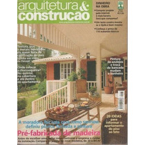 Revista Arquitetura & Construção Ano 17 N°3 Abril