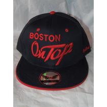 Jockey Snapback Boston - 2 X 8 Mil