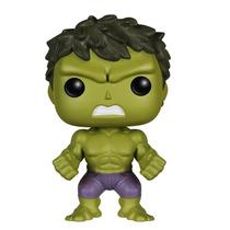 Funko Pop Movie: Marvel Avengers 2 Hulk Bobble Head Vinyl
