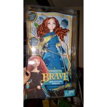 Merida Gem Styling Valiente Brave Disney Princesa Con Arco
