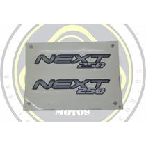 Par Emblema Rabeta Dafra Next 250 Original Com Nota!