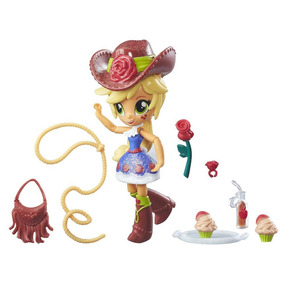 My Little Pony - Boneca Mini Equestria Girls - Apple Jack Fe