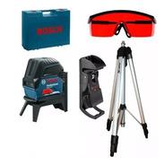 Nível Laser Bosch Gcl 2-15 Maleta + Tripé + Óculos