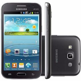 Celular Samsung I8552 Galaxy Win Cinza 8gb Novo Original Tv