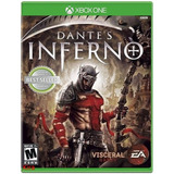 Dantes Inferno Midia Digital Xbox One