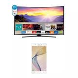 Smart Tv 55 Samsung Curvo 4k+j7 Prime Regalo Acepto Bitcoin!