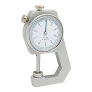Medidor De Espessura Analógico 0-20mm Especímetro