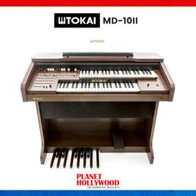 Órgão Eletrônico Tokai Md-10 I I - A Pronta Entrega!!!
