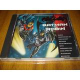 Cd Soundtrack Pelicula Batman & Robin (nuevo Y Sellado)