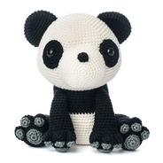 Panda Blanco Y Negro - Tienda Nariz De Azúcar Amigurumis