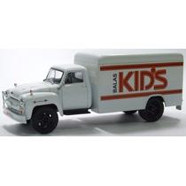 : Col. Caminhões Brasileiros Vol.8 Chevrolet C6500 Balas Kid
