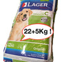 Lager Cachorro 22kg+5kg Regalo+snacks +envios