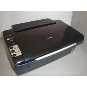 Solo Cristal Escanner Epson Tx130 L200 Tx120 + Carcasa