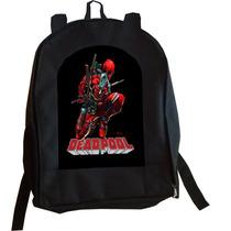 Mochila Deadpool Marvel Comics