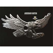 Emblema Aguia Para Motos Custom