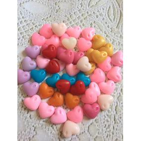 100 Mini Sabonetes Coracao Lembrancinha Pequenos Lindos