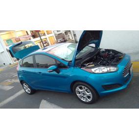 Ford Fiesta Hb Se Automatico 2015