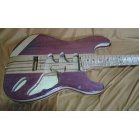 Guitarra De Luthier Modelo Strato (fender Gibson Ibanez)