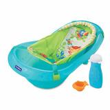 Fitch Baby - Bañito Azul Con Accesorios