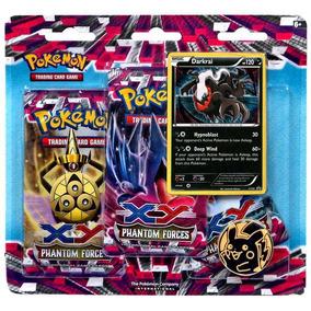 Pokémon Cards Forces 3-pack Special Edition [darkrai]