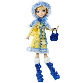 Ever After High Feitico De Inverno - Dkr62 Mattel