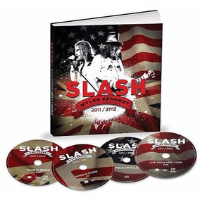 Slash & Myles Kennedy - 2011 / 2012 - 2dvd+2cd Guns N
