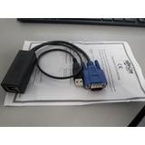 Tripp Lite Kvm Switch Unidad De Interfaz De Servidor Usb