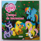 My Little Pony - Editora Everest - Libro Historieta